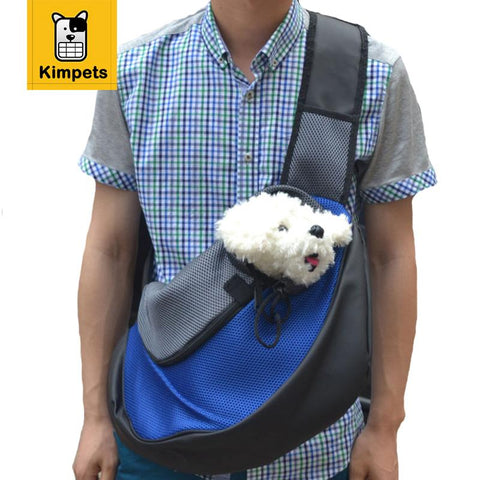 Image of PET CARRIER CHEST BACKPACK