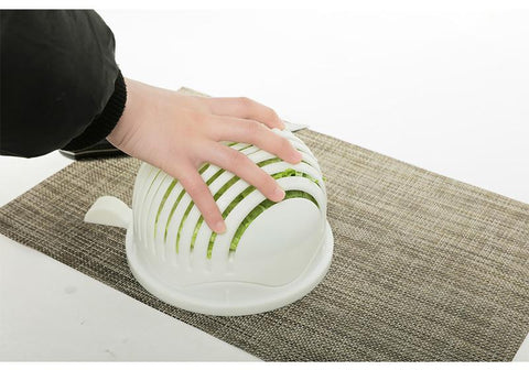 Image of New 60 Seconds Salad Cutter