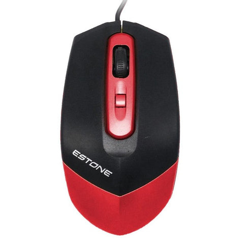 Image of Wired Optical Positioning 3 Button 800 DPI For Mouse