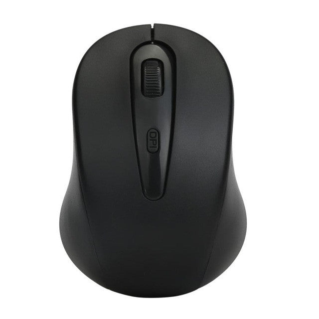 Wireless Optical Positioning Gaming 2400 DPI 4 Button Mouse