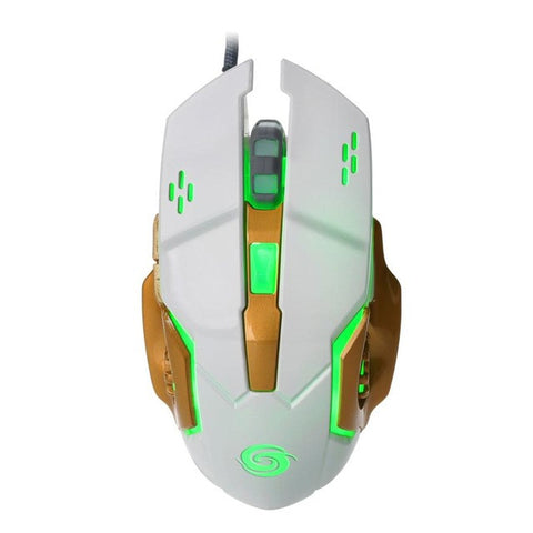 Image of Wired Optical Positioning Gaming Adjustable 3200 DPI 6 Button Mouse