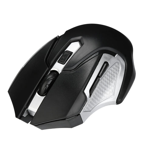 Wireless Optical Positioning Gaming 1500 DPI 6 Button Mouse