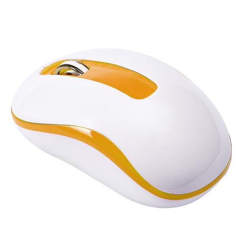 Image of Wireless Optical Positioning 1600 DPI 3 Button Mouse