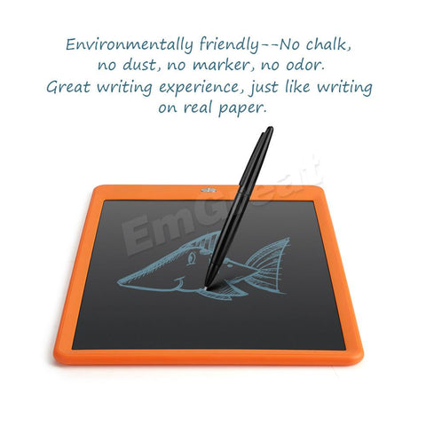 Image of LCD Writing Tablet/Board With Stylus