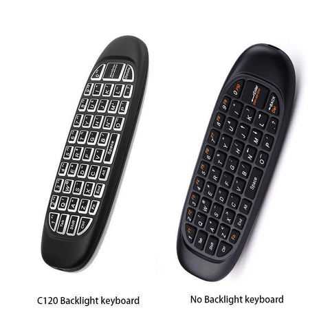 Image of AIR MOUSE WIRELESS KEYBOARD