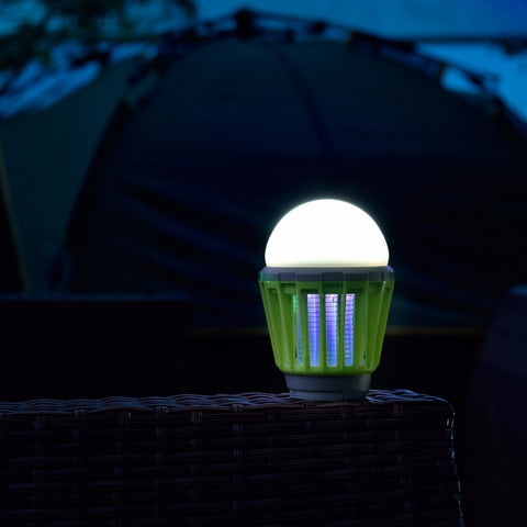 Image of MOSQUITO ZAPPER CAMPING LANTERN