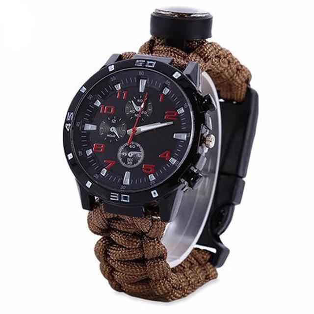 The Military Survivalist Watch