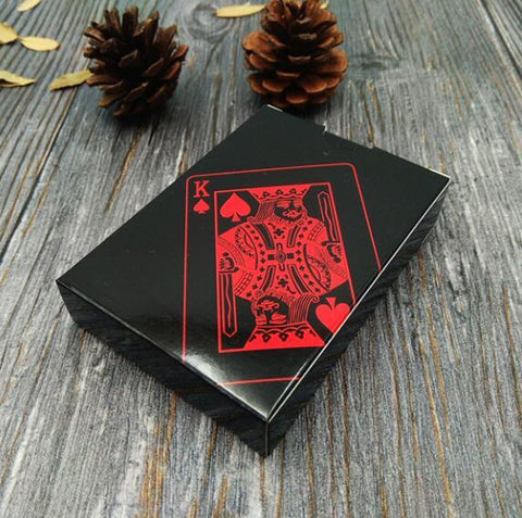 Image of Black Diamond Playing Cards