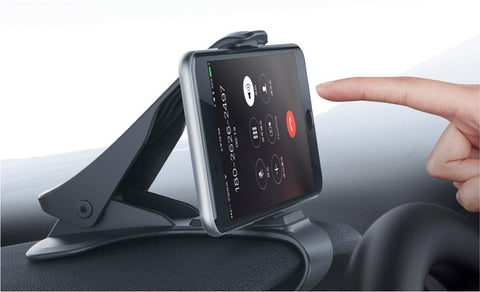 CAR DASH CLIP-ON PHONE HOLDER CAR