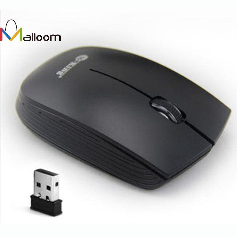 Wireless Optical Positioning Gaming 1500 DPI 2 Button Mouse