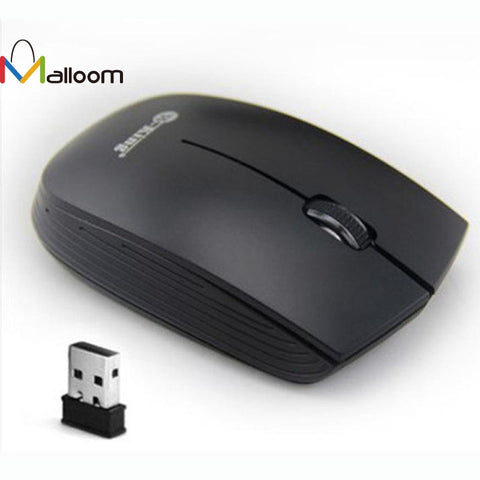 Image of Wireless Optical Positioning Gaming 1500 DPI 2 Button Mouse