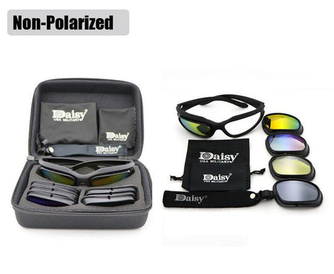 Image of Polarized Light Adjusting Outdoor Sunglasses