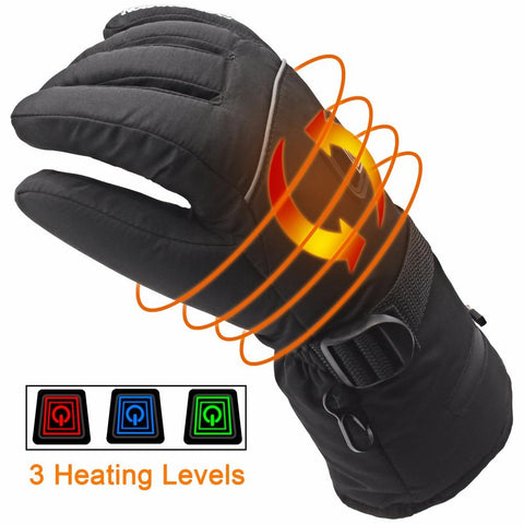 Image of Heated Winter Gloves