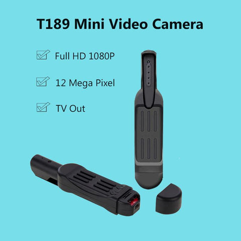 Image of Full HD 1080P Video & Audio Recorder