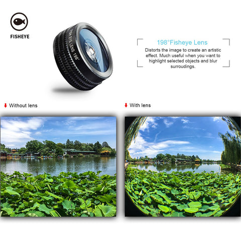 Image of 7 IN 1 CAMERA LENS KIT