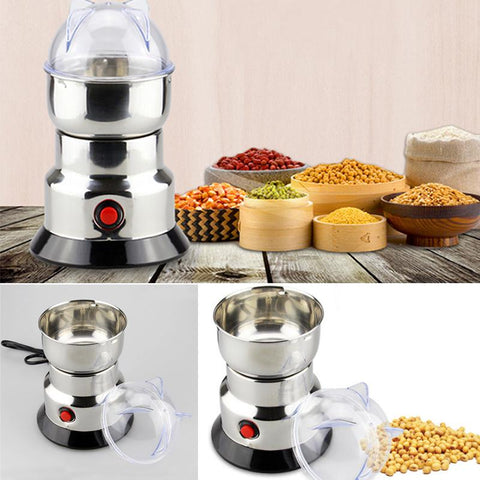 Image of Electric Stainless Grinder