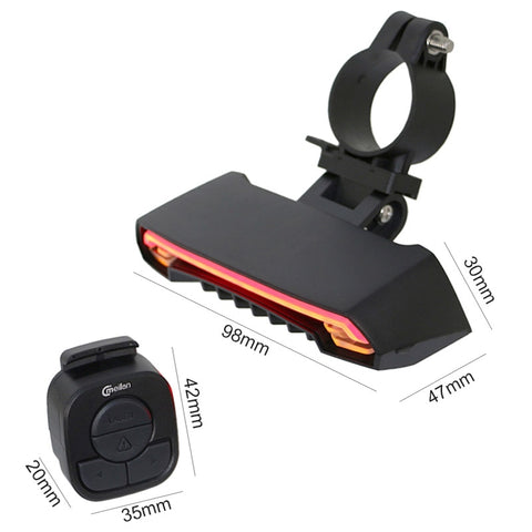 Image of CycleLight - Smart LED Wireless Tail Light