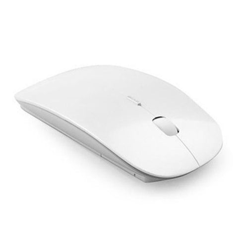 Slim Optical Wireless Mouse Mice + USB Receiver
