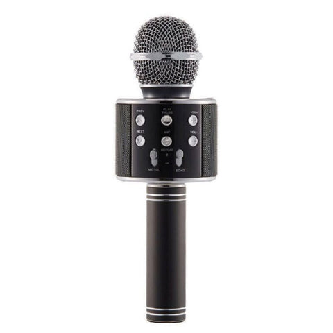 Magic Bluetooth Karaoke Microphone