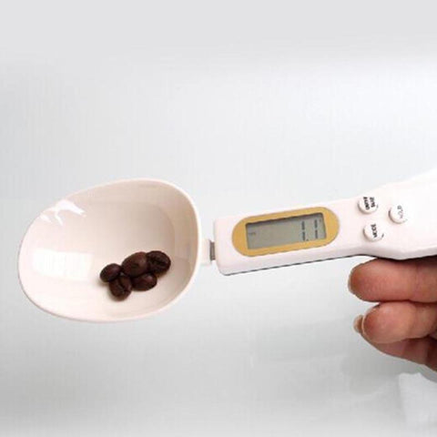 Image of Digital Scale Measuring Spoon