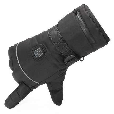 Waterproof Battery Heated Gloves