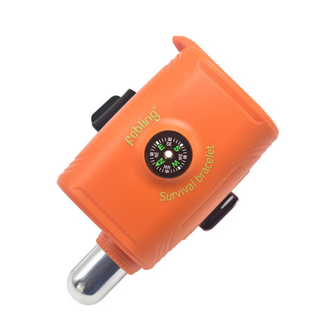 Image of Portable Life-Saving Bracelet with Co2 Cylinder
