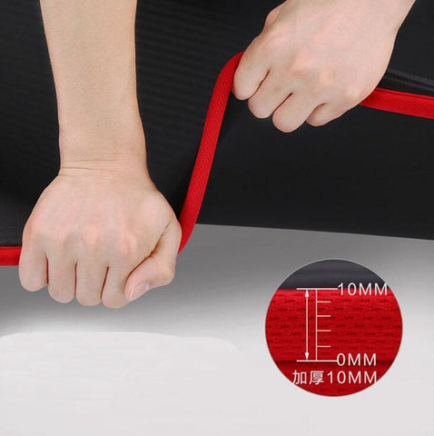 Image of Non Slip Yoga Mat