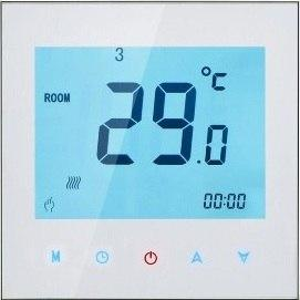 Image of Touch Screen Smart WIFI Thermostat