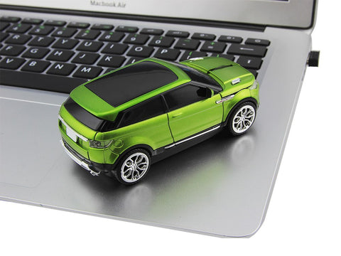 Image of Click Car: Car Shaped Computer Mouse