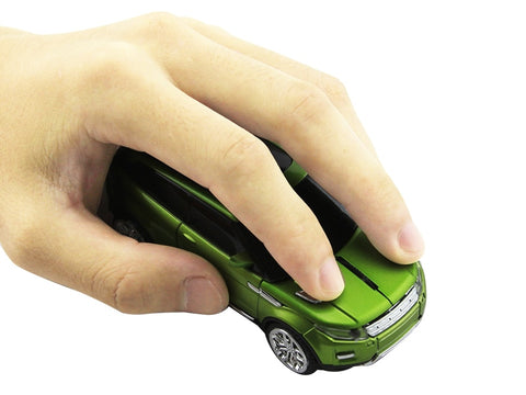 Click Car: Car Shaped Computer Mouse