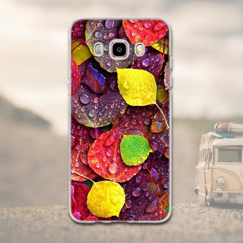Image of Samsung Galaxy J3 2015 and J3 2016 3D Soft TPU Slim Cell Phone Case Cover