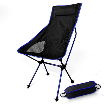 Image of Portable Outdoor Ultralight Camping Chair