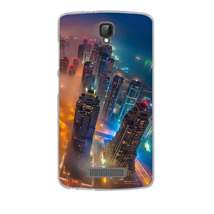 City Life ZTE Blade L5 Cell Phone Protective Case Cover