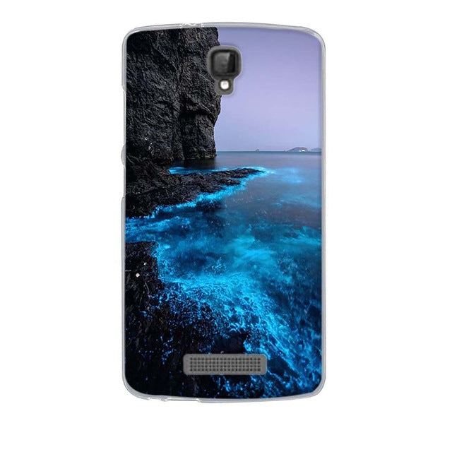 Blue Ocean ZTE Blade L5 Plus Cell Phone Protective Case Cover