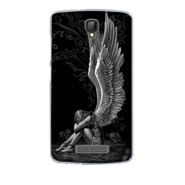 Weeping Angel ZTE Blade L5 Cell Phone Protective Case Cover