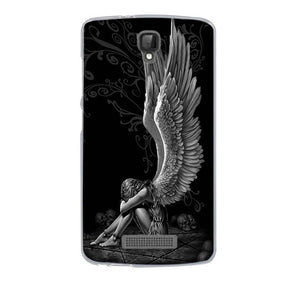 Weeping Angel ZTE Blade L5 Plus Cell Phone Protective Case Cover