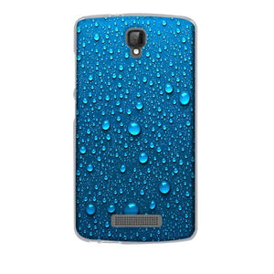 Water Drops ZTE Blade L5 Cell Phone Protective Case Cover
