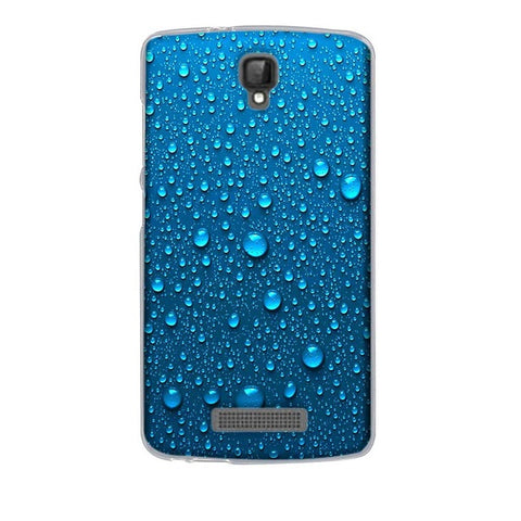 Water Drops ZTE Blade L5 Plus Cell Phone Protective Case Cover