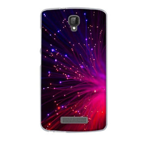 Fiber Optic ZTE Blade L5 Plus Cell Phone Protective Case Cover
