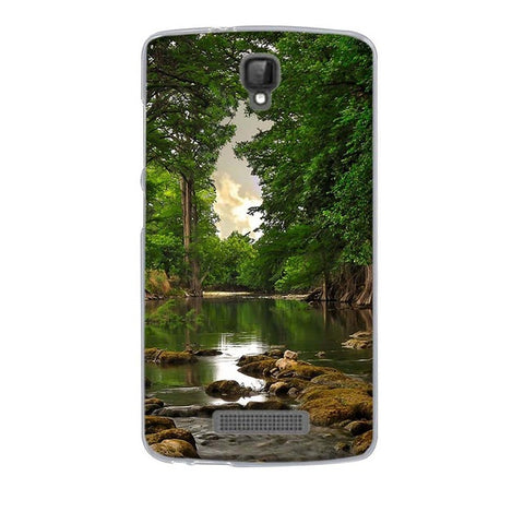 Forest Lake ZTE Blade L5 Cell Phone Protective Case Cover