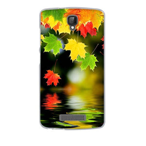 Fall Season ZTE Blade L5 Cell Phone Protective Case Cover