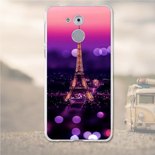 Eiffel Tower Huawei Nova Smart Cell Phone Protective Case Cover