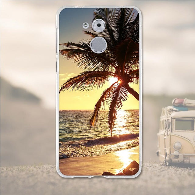 Hawaii Huawei Nova Honor 6C Cell Phone Protective Case Cover