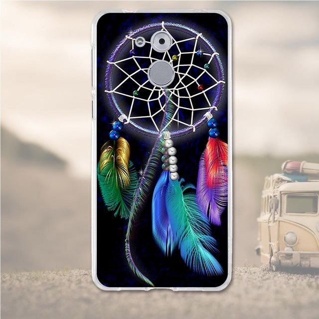 Dream Catcher Huawei Nova Honor 6C Cell Phone Protective Case Cover