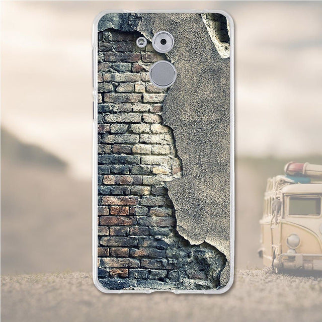 Stone Brick Huawei Nova Smart Cell Phone Protective Case Cover