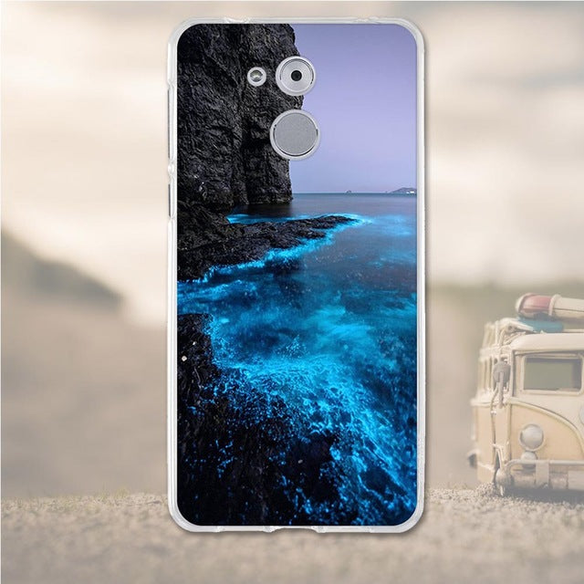 Blue Ocean Huawei Nova Smart Cell Phone Protective Case Cover