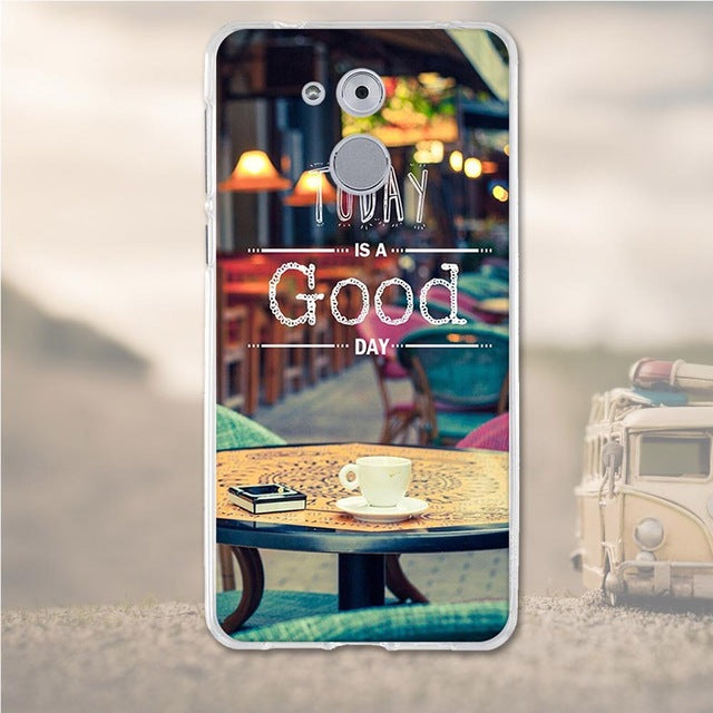Good Day Huawei Nova Smart Cell Phone Protective Case Cover