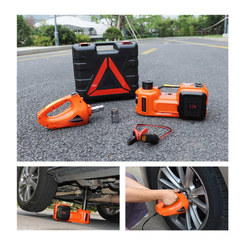 Electric Auto Hydraulic Jack