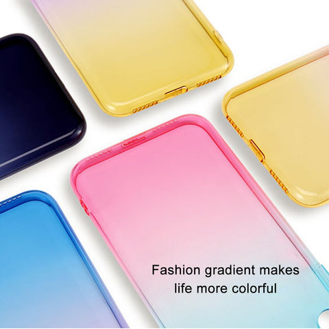 Image of Ultra Thin Colorful iPhone Case