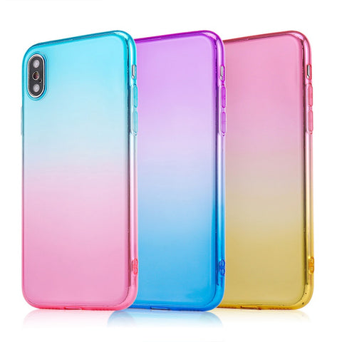 Ultra Thin Colorful iPhone Case